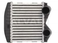 Smart ForTwo (City-Coupe, Cabrio) 1998-2007 ÕHURADIAATOR (INTERCOOLER) ÕHURADIAATOR (INTERCOOLER) mudelile SMART FORTW...